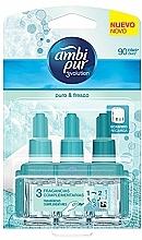 "Fragrances, Perfumes, Cosmetics Set ""Cotton"" - Ambi Pur (refill/3x7ml)"