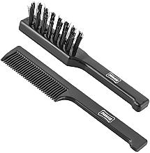 Fragrances, Perfumes, Cosmetics Beard and Moustache Set - Proraso Moustache Comb and Beard Brush Set (brush/2pcs)