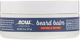 Fragrances, Perfumes, Cosmetics Beard Balm - Now Foods Controls & Softens Beard Balm