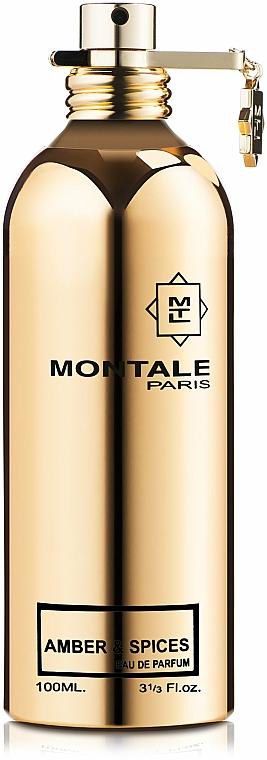 Montale Amber & Spices - Eau de Parfum — photo N1