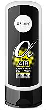 Fragrances, Perfumes, Cosmetics Men Hand Cream - Silcare Alpha Hand Cream For Men Air