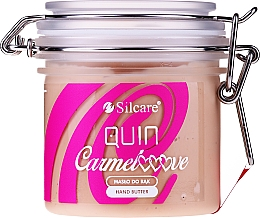 Fragrances, Perfumes, Cosmetics Hand Butter - Silcare Quin Carmelooove Handbutter