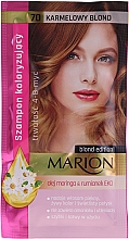 Fragrances, Perfumes, Cosmetics Ammonia & Hydrogen Peroxide Free Tinted Hair Shampoo - Marion