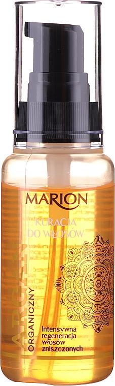 Argan Oil Treatment - Marion Hair Treatment With Argan Oil