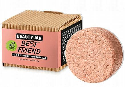 Hair and Body Soap - Beauty Jar Best Friend Hair & Body Multi-Purpose Bar
