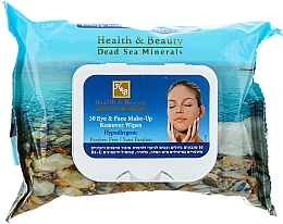 Fragrances, Perfumes, Cosmetics Face & Eye Makeup Remover Wipes - Health and Beauty