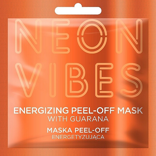 Face Mask - Marion Neon Vibes Energizing Peel-Off Mask