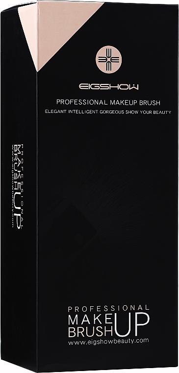 Makeup Brush Set, 15pcs - Eigshow Beauty Agate Grey Brush Kit — photo N2