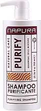 Fragrances, Perfumes, Cosmetics Shampoo - Napura Purify Purifying Shampoo