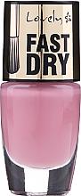 Fragrances, Perfumes, Cosmetics Nail Polish - Lovely Fast Dry Nail Polish