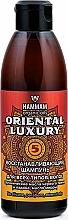 Fragrances, Perfumes, Cosmetics Repair Shampoo for All Hair Types - Hammam Organic Oils Oriental Luxury Shampoo