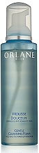 Fragrances, Perfumes, Cosmetics Gentle Cleansing & Makeup Remover Foam - Orlane Gentle Cleansing Foam Face and Eye Make-up Remover