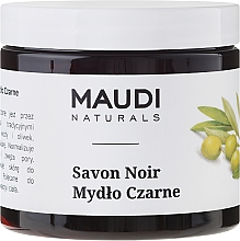 Fragrances, Perfumes, Cosmetics Black Soap - Maudi
