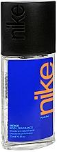 Fragrances, Perfumes, Cosmetics Nike Indigo Man Nike - Deodorant-Spray