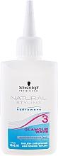 Fragrances, Perfumes, Cosmetics Hydro Perm Lotion - Schwarzkopf Professional Glamour Wave №3
