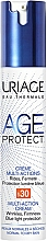 """Fragrances, Perfumes, Cosmetics Multi-Action Face Cream """"Lifting + Moisturizing"""" - Uriage Age Protect Crème Multi-Actions SPF 30"""