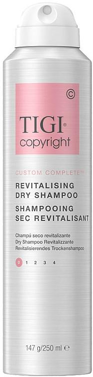 Dry Shampoo - Tigi Copyright Revitalising Dry Shampoo — photo N1