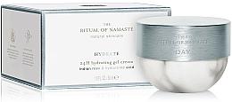 Fragrances, Perfumes, Cosmetics Moisturizing Day Cream - Rituals The Ritual Of Namaste 24H Hydrating Gel Cream