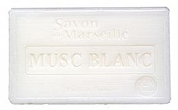 Fragrances, Perfumes, Cosmetics White Musk Soap - Le Chatelard 1802 Savon de Marseille White Musk Soap