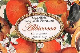 Fragrances, Perfumes, Cosmetics Apricot Toilet Soap - Saponificio Artigianale Apricot