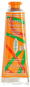 L'Occitane Verveine Mandarine - Hand Cream