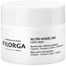 Fragrances, Perfumes, Cosmetics Nourishing Body Balm - Filorga Nutri Modeling Corps