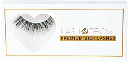 Fragrances, Perfumes, Cosmetics Flase Lashes - Lash Brow Premium Silk Lashes Wow Lashes