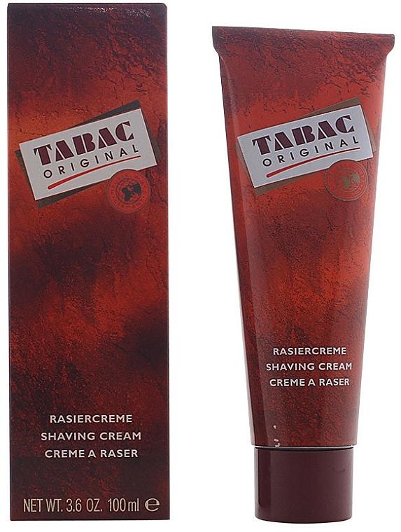 Maurer & Wirtz Tabac Original - Shaving Cream
