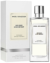 Fragrances, Perfumes, Cosmetics Angel Schlesser Les Eaux d'un Instant Intimate White Flowers - Eau de Toilette