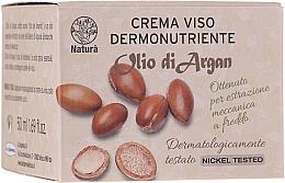 Fragrances, Perfumes, Cosmetics Argan Oil Face Cream - Florinda Olio di Argan Face Cream