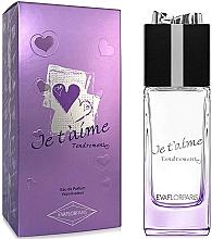 Fragrances, Perfumes, Cosmetics Evaflor Je T'aime Tendrement - Eau de Parfum