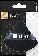 Fragrances, Perfumes, Cosmetics Powder Puff, 444033, black - AURI