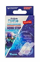Fragrances, Perfumes, Cosmetics Waterproof Plaster - Ntrade Active Plast First Aid Waterproof Plasters