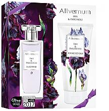 Fragrances, Perfumes, Cosmetics Allverne Iris & Patchouli - Set (edp/50ml + b/lot/200ml)