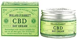 Fragrances, Perfumes, Cosmetics Facial Day Cream - Holland & Barrett CBD Day Cream