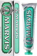 Fragrances, Perfumes, Cosmetics Xylitol Toothpaste - Marvis Classic Strong Mint + Xylitol