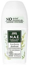 Fragrances, Perfumes, Cosmetics Roll-on Deodorant - N.A.E. Freschezza Deodorant