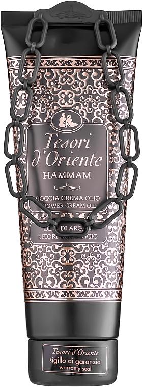 Tesori d`Oriente Hammam - Shower Cream-Gel