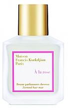 Fragrances, Perfumes, Cosmetics Maison Francis Kurkdjian À La Rose - Hair Perfume