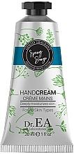 Fragrances, Perfumes, Cosmetics Moisturizing Hand Cream - Dr.EA Spring Breeze Hand Cream