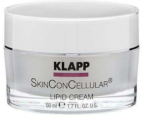 Nourishing Face Cream - Klapp Skin Con Cellular Lipid Cream