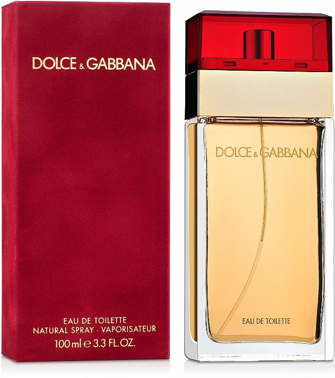 Dolce & Gabbana Pour Femme - Eau de Toilette — photo N2
