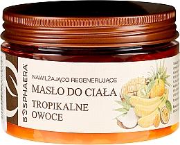 "Fragrances, Perfumes, Cosmetics Moisturizing and Regenerating Body Oil ""Tropical Fruit"" - Bosphaera"