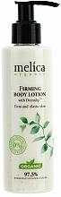 Fragrances, Perfumes, Cosmetics Body Milk with Drenalip TM - Melica Organic Firming Body Lotion