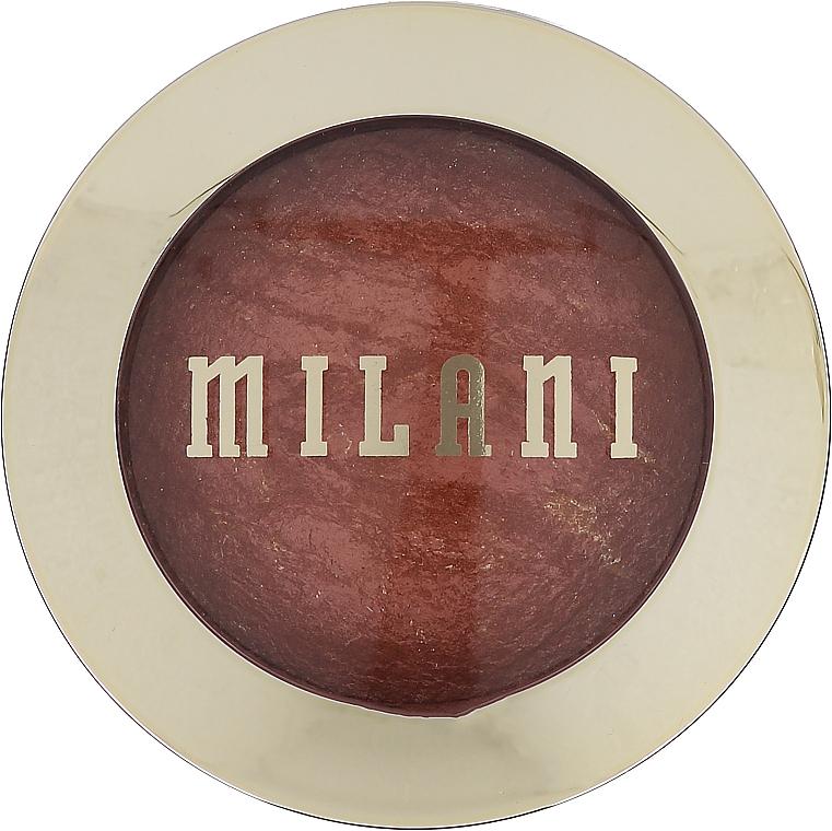 Baked Blush - Milani Baked Blush
