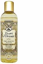 Fragrances, Perfumes, Cosmetics Shower Oil - Tesori d'Oriente Rise And Tsubaki Oils