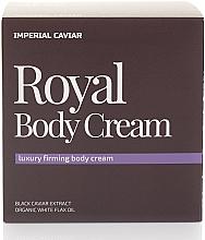 Fragrances, Perfumes, Cosmetics Lifting Body Cream - Natura Siberica Fresh Spa Imperial Caviar Royal Body Cream