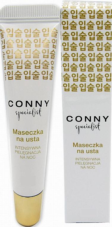 Moisturizing Night Lip Mask - Conny Specialist lip mask