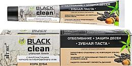 "Fragrances, Perfumes, Cosmetics Toothpaste ""Whitening + Gum Protection"" - Viteks Black Clean"