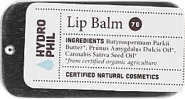 Fragrances, Perfumes, Cosmetics Nourishing Lip Balm - Hydrophil Lip Balm